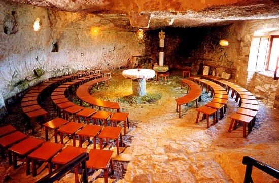 La  Santa grotta