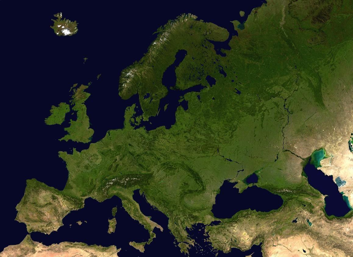 Le radici dell'Europa