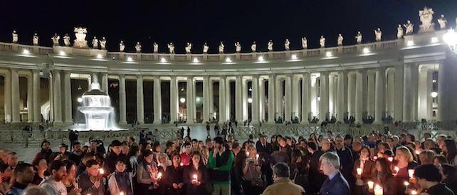 Nodi da sciogliere, nella Chiesa Romana