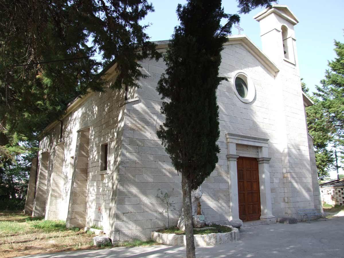 La chiesa di S.Maria de Foras a Campobasso