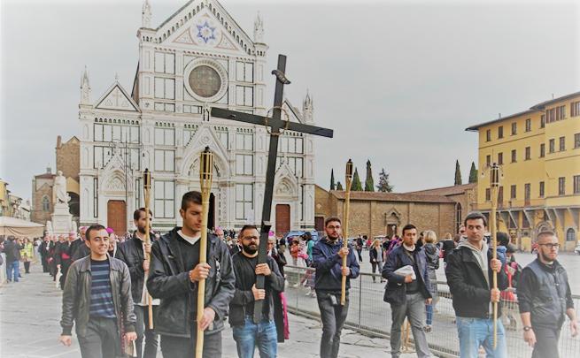 La Chiesa romana in cammino