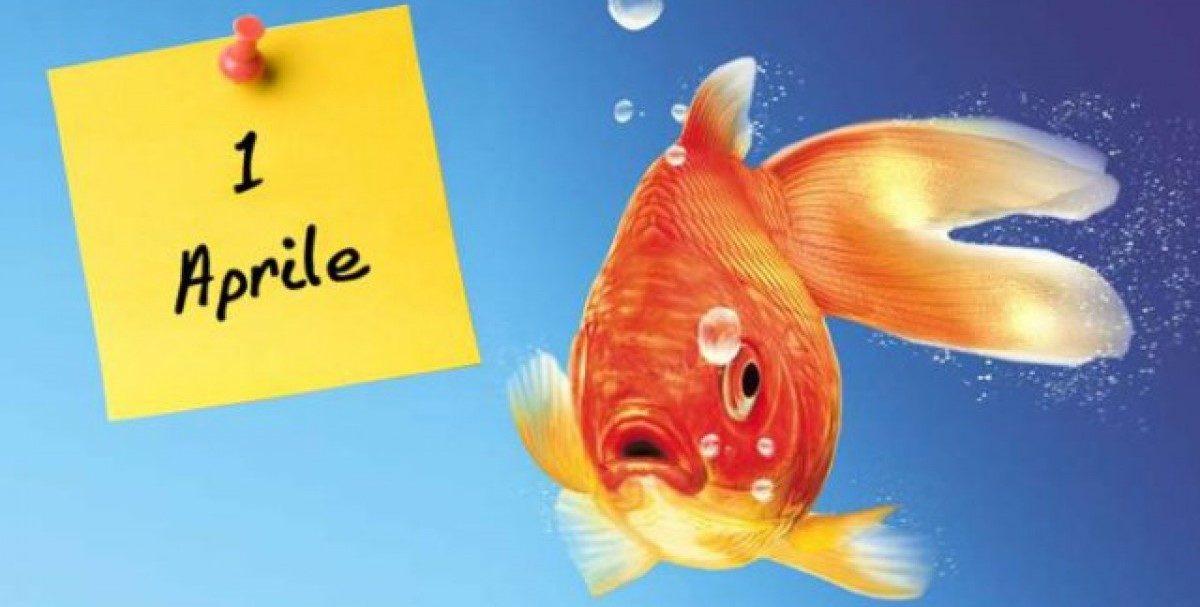 Pesce del Primo Aprile