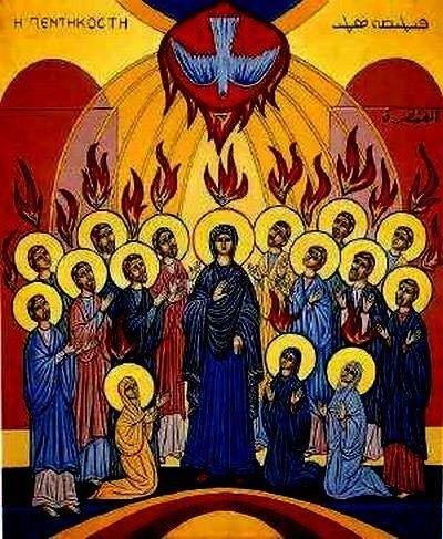 Ascensione e Festa di Pentecoste