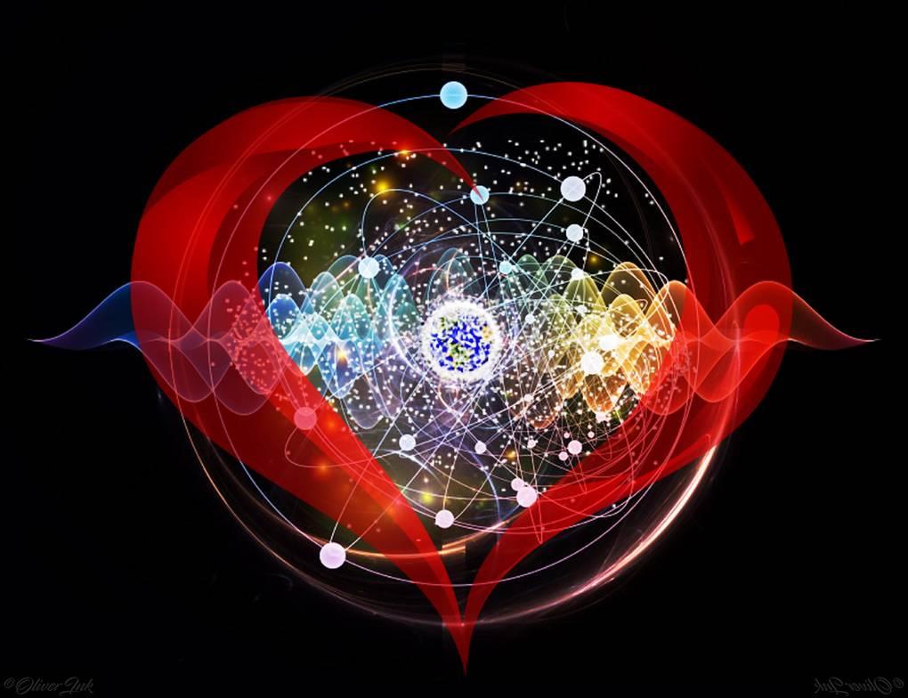 L'amore dal punto di vista della fisica quantistica