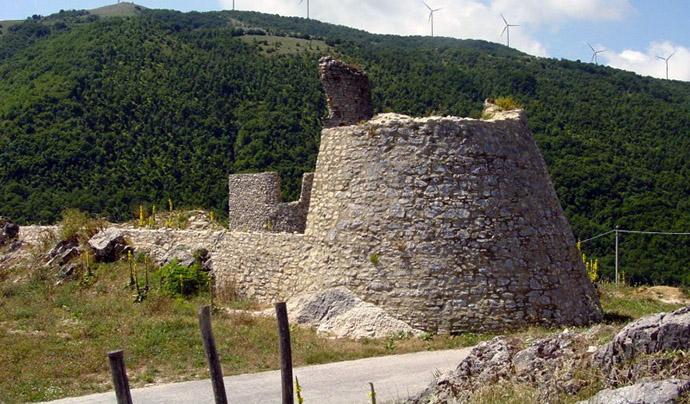 Castello di Longano