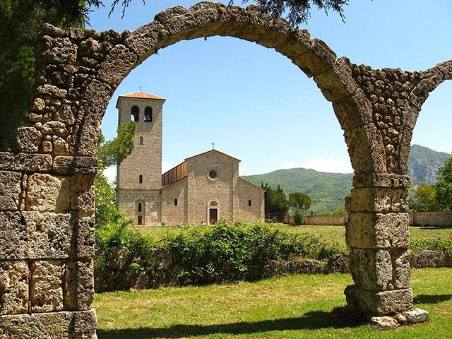 Le chiese storiche del Molise